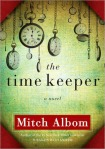 Mitch Albom's Time Keeper book cover